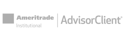 Ameritrade Institutional and AdvisorClient Logos